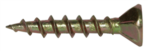 SCREW CHIPBOARD ZINC PHIL 8G