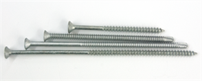 SCREW BUGLE BATTEN (INSULCLAD) TIMBER FIX CSK SQ HD GALVANISED 10g