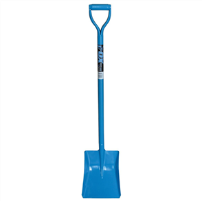 SHOVEL TRADE OX SQUARE MOUTH 'D' GRIP HANDLE