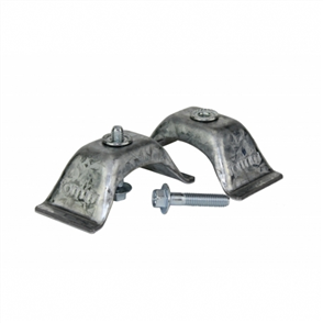 HOOP IRON / BRACE TENSIONER W/- SCREW EACH