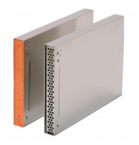 WEEPA VENT STAINLESS STEEL 75 x 10 x 105mm PK10