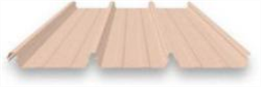 ROOFING - SPEED DECK ULTRA 0.42BMT ZINC (covers 700mm)