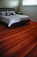 FLOORING BLUE GUM T&G 180 x 21mm SOLID TOP NAIL PROFILE
