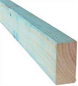 PINE FRAMING MGP10 H2 BLUE TREATED 90 x 35