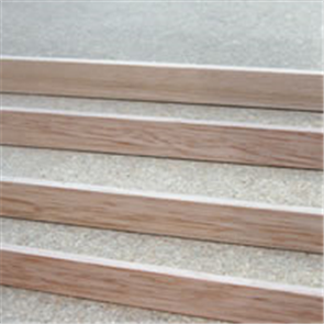 PARTICLEBOARD SHELVING STD - TIMBER EDGE ONE LONG