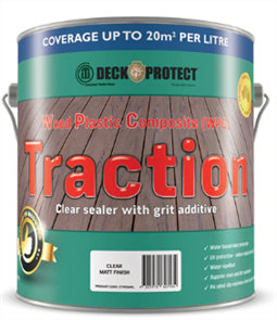 MODWOOD (WPC) DECK PRO TRACTION SEALER MATT 4ltr (DLTD)
