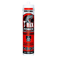 SOUDAL T-REX POWER FAST GRAB STEEL GREY 290ml