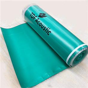 UNDERLAY GREEN SOUNDPROOF ACOUSTIC 2mm x 1000mm x 50m