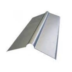 FLASHING - ROLL TOP RIDGE ZINC