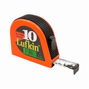 TAPE MEASURE LUFKIN XL POWER BULK PACK 25mm BLADE
