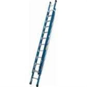LADDER FIBREGLASS EXT FXN BLUE 130kg