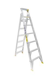 LADDER ALUMINIUM PRO DUAL PURPOSE 150kg