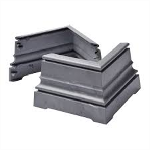 FEDTRIM POST COVER ONLY (2 HALF SET) 90 - 100mm