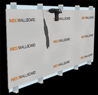 INEX WALLBOARD ARRISED 3000 x 1200 x 12mm