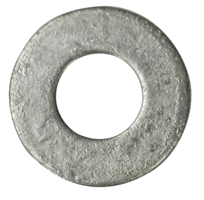 WASHERS FLAT ROUND GALVANISED EACH