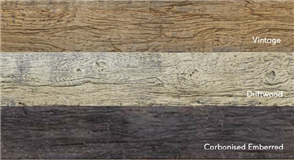 MILLBOARD DECKING WEATHERED OAK (ALL COLOURS) 200 x 32 x 3200mm