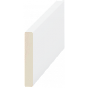 EZITRIM PLUS PRIMED WINDOW REVEAL 2mm PENCIL RND. 138 x 18 x 5600mm